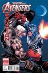 Avengers X-Sanction #1 Cover