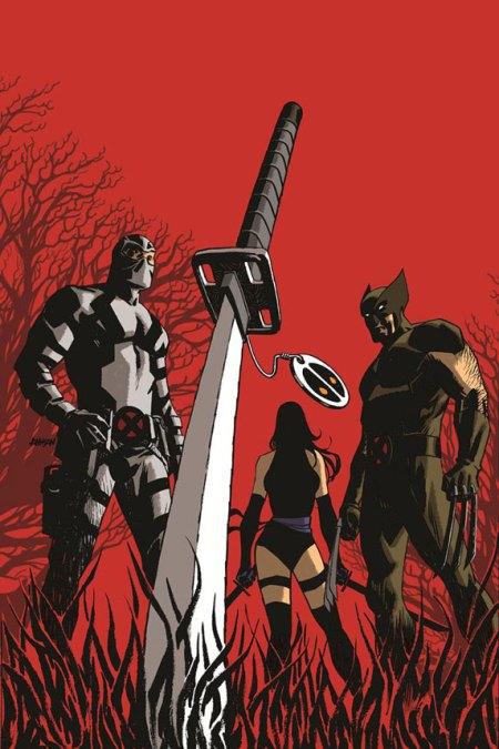 Deadpool #50 Cover