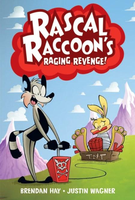 Rascal Raccoon's Raging Revenge