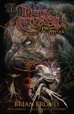 The Dark Crystal Creation Myths Cover
