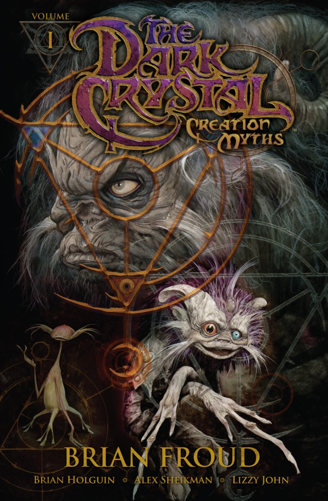 The Dark Crystal Creation Myths Cover