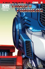 Transformers #23 Cover
