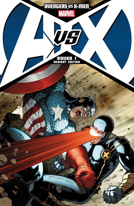 Avengers Vs X-Men #1 Stegman Variant