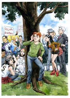Occupy Riverdale