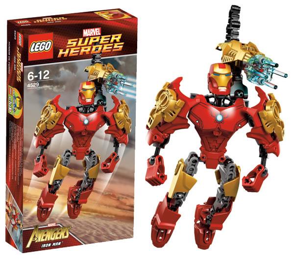 Lego ultrabuild marvel super heroes