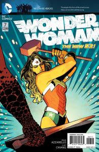 Wonder Woman #7 Cover