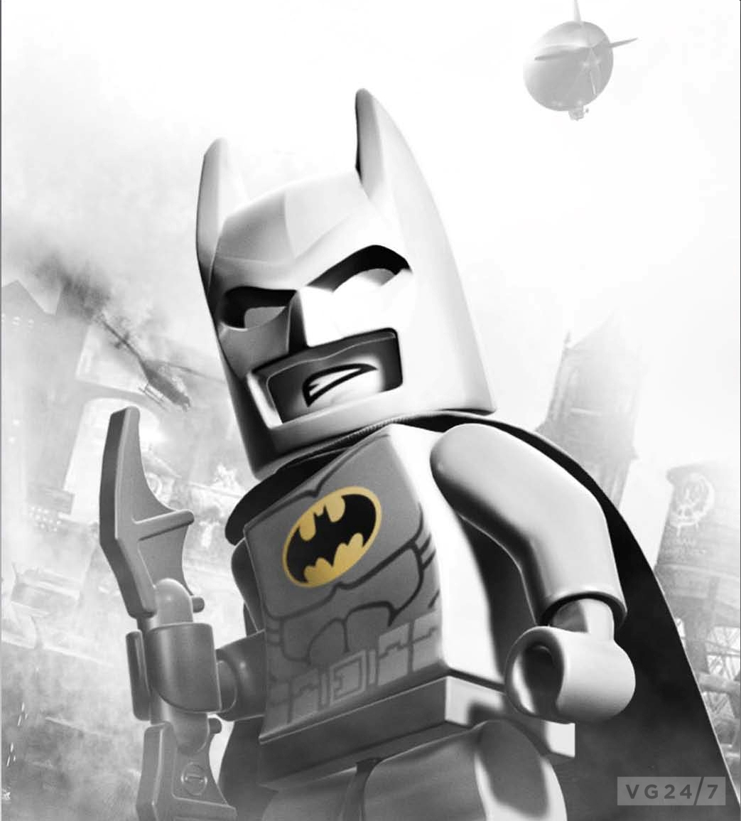 Lego batman 2 batman