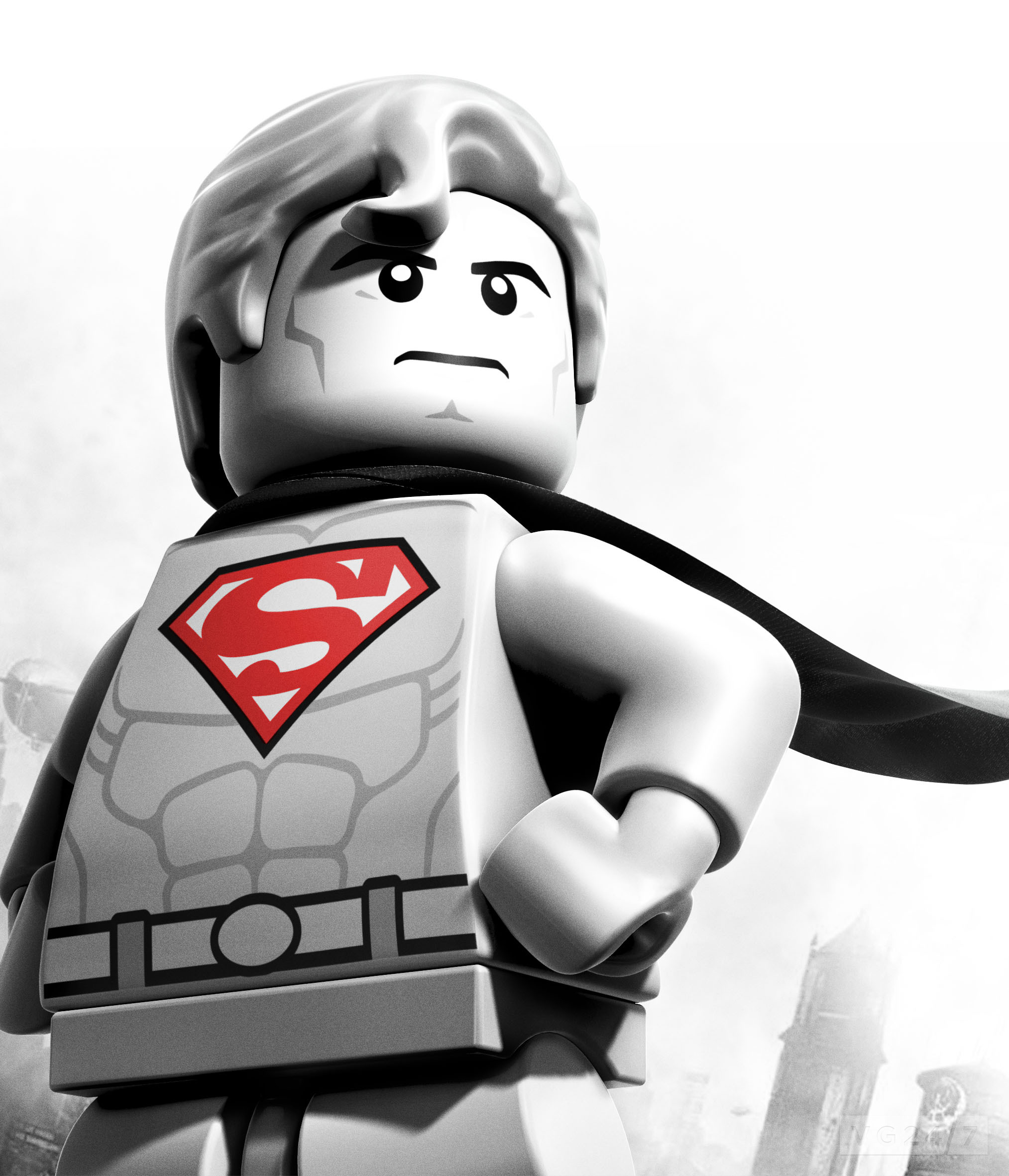 More Lego Batman 2 Black And White Teaser Pics