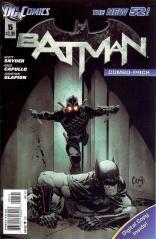 Batman #5 Cover