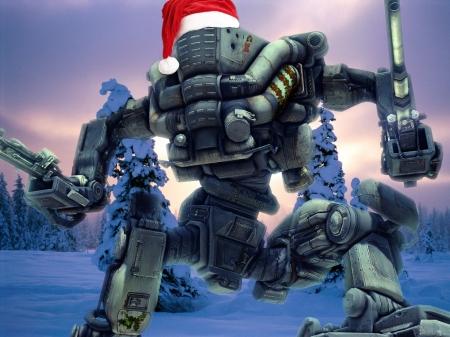 Christmas_Mech