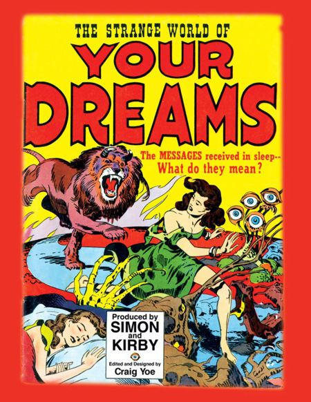 COVER-the-strange-world-of-your-dreams-#3-nov-dec-1952