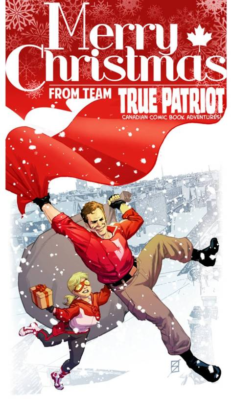 merry christmas from team true patriot