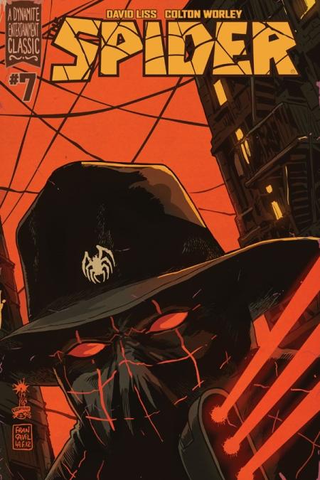 Spider07-Cov-Francavilla