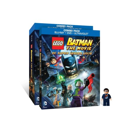 Lego Batman: The Movie DC Superheroes Unite Fig