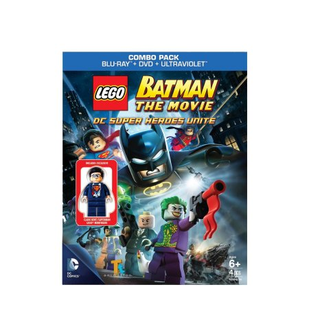 Lego Batman: The Movie DC Superheroes Unite Package