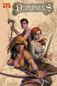 Damsels Cover #4