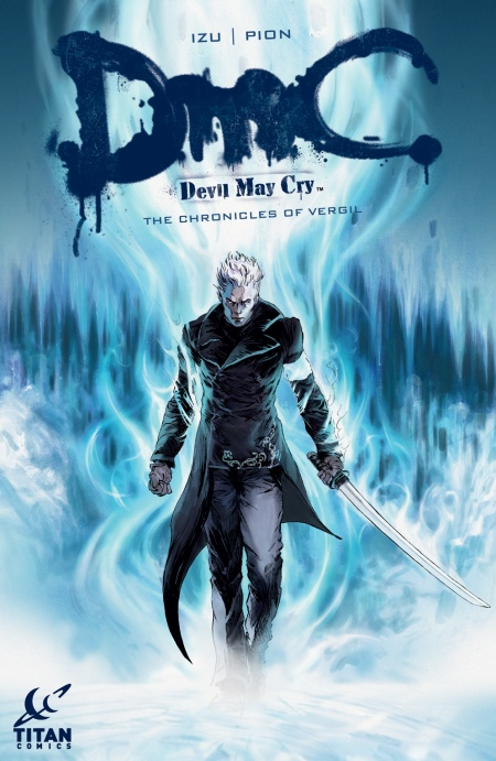 DmC Devil May Cry The Vergil Chronicles Comic #1 cover