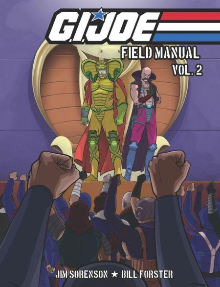 GI JOE FIELD MANUAL_VOL2_COV