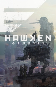 HAWKEN GENESIS Cover