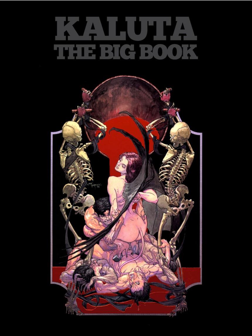 Kaluta Art Book CVR (not f copy