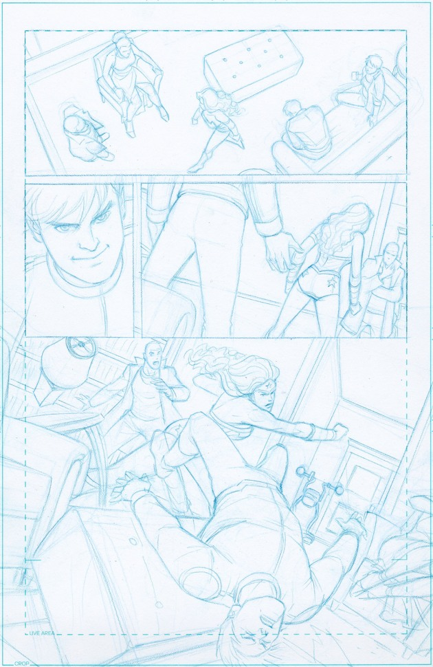 WONDER 19 - Pencils - Pg 14