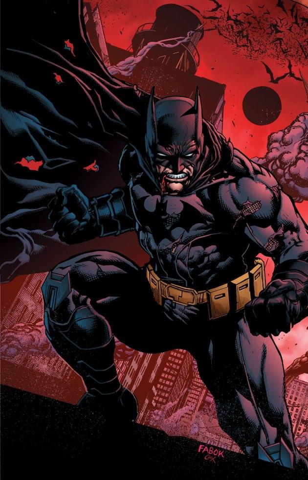 Detective Comics #19 Cover