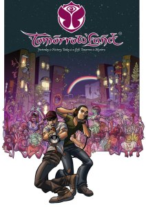 Tomorrowland#1-cover