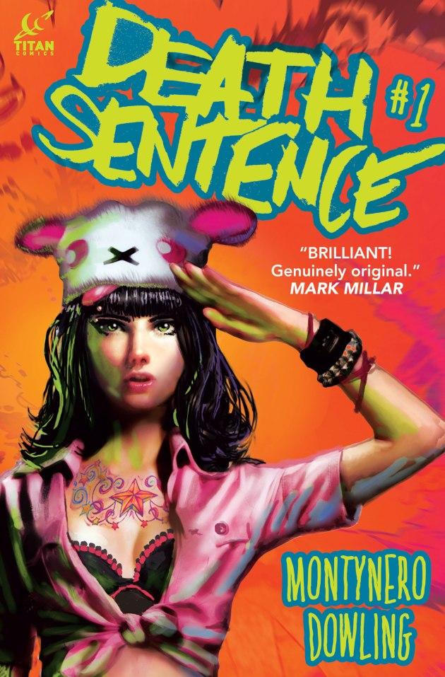 Death Sentence Cover