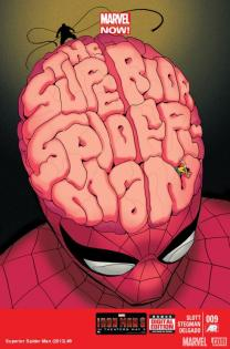 superior spider-man #9 cover