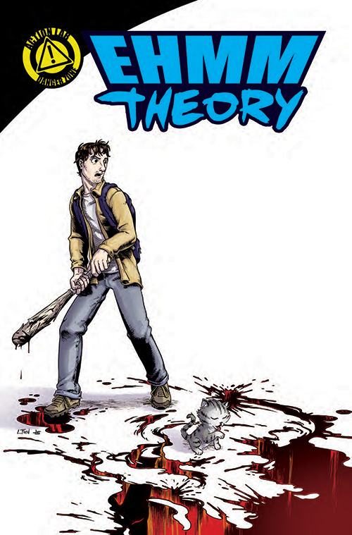 ehmm theory #1 cover