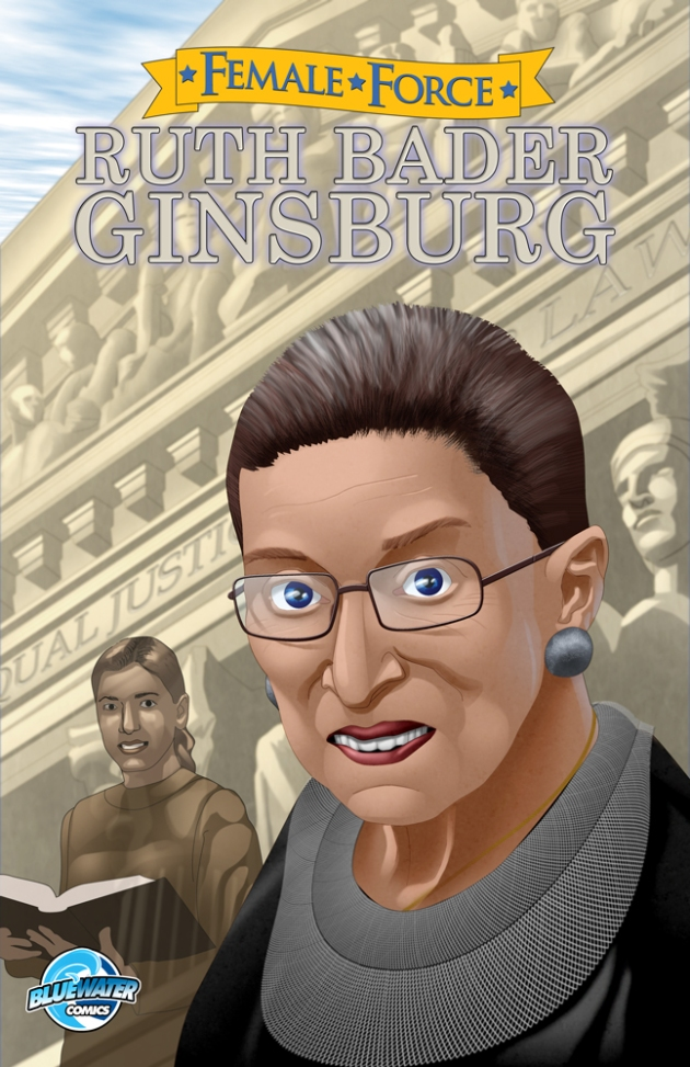 Ginsburg Cover