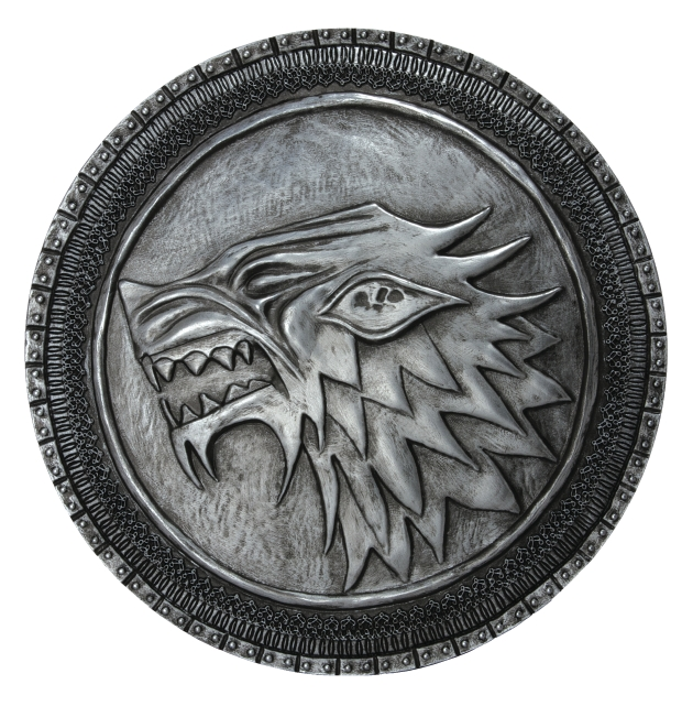 GOT STARK SHIELD PLAQUE