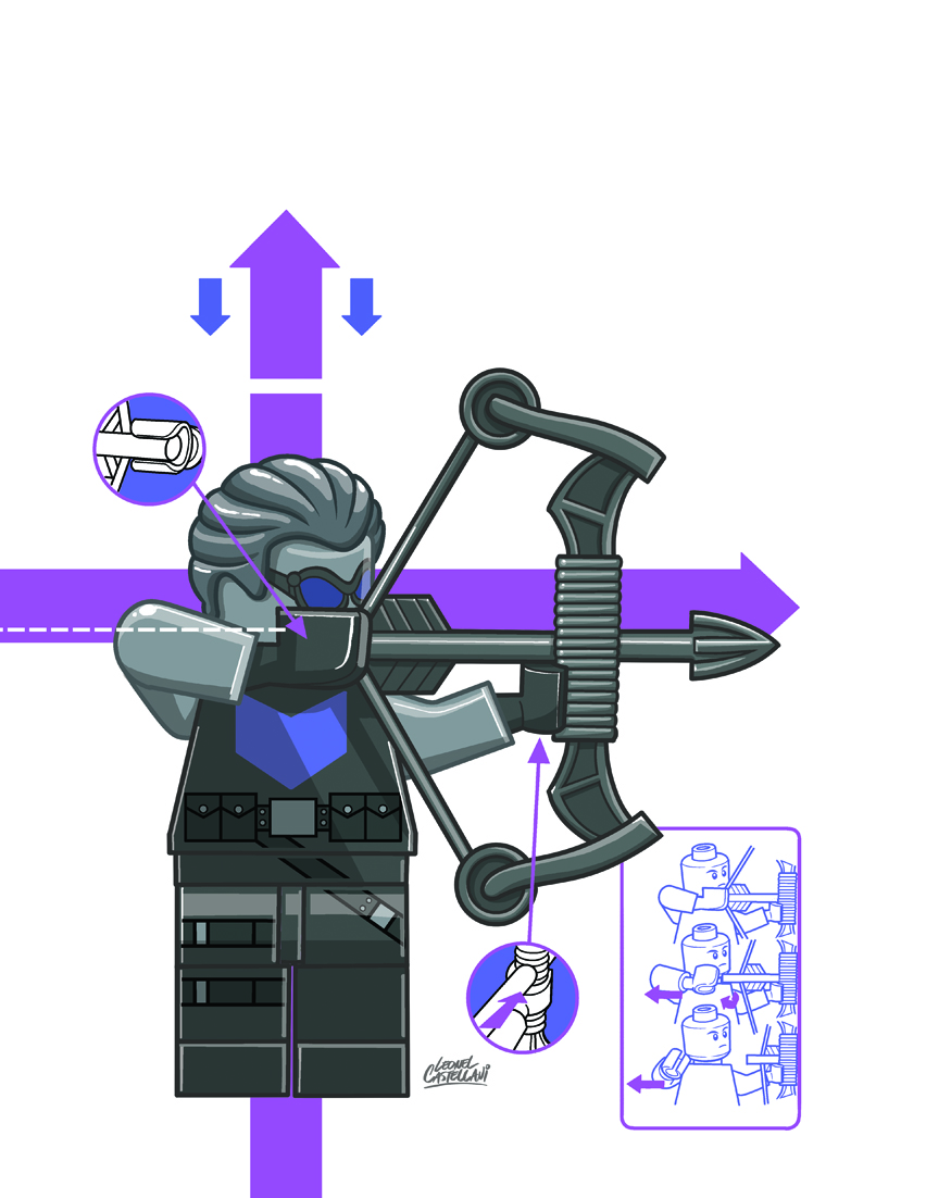 Hawkeye 15 LegoVariant Marvel Announces Lego Variants Graphic Policy