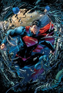 superman unchained #1 cover