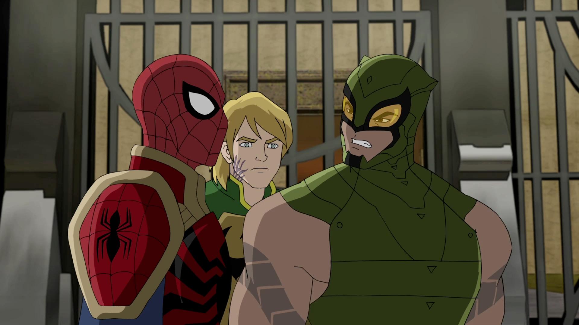 Ultimate Spider-Man Cl...