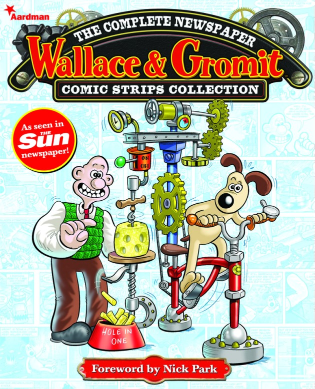 WALLACE AND GROMIT NEWSPAPER STRIPS VOL.1