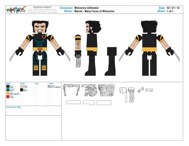 Wolverine Saga - Ultimate Art