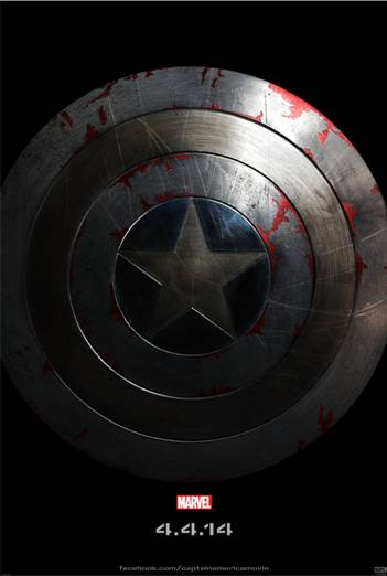captain america winter soldier teaer poster