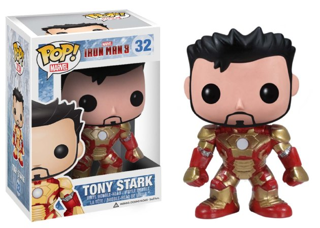 Ironman 3 Exclusive Tony Stark POP copy
