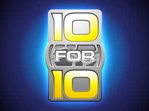 10 for 10 LOGO slide