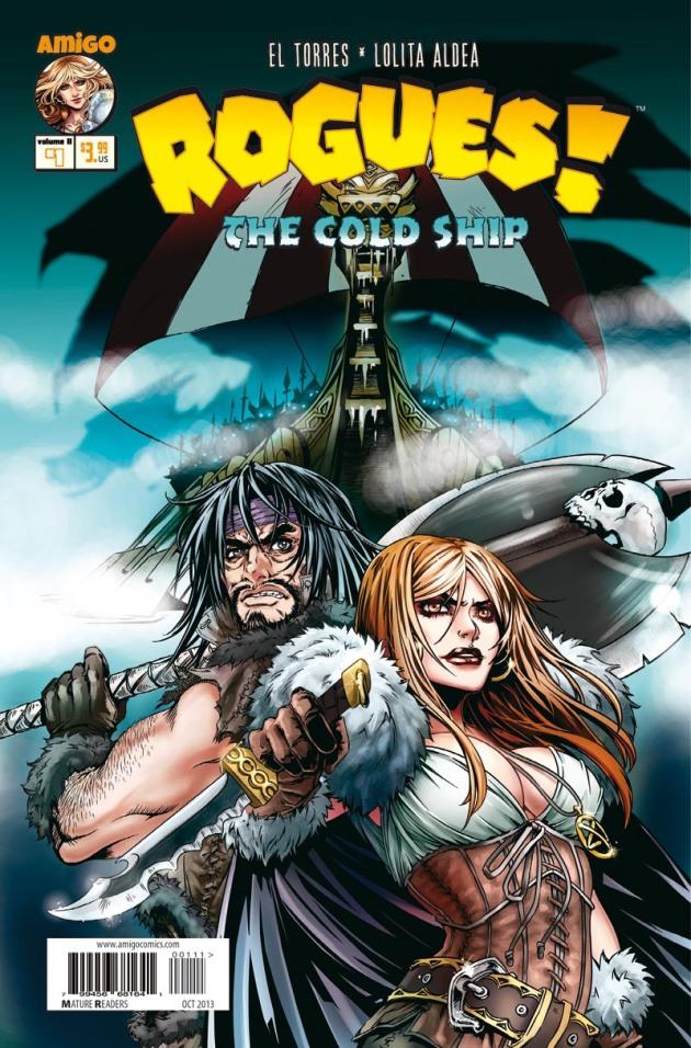 AMIGO Rogues Cold Ship