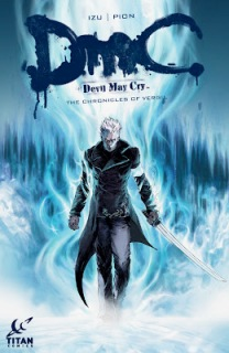 Devil May Cry The Vergil Chronicles Comic #1 cover