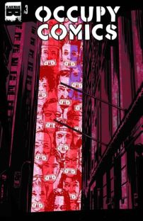 OccupyComics 3 Cover