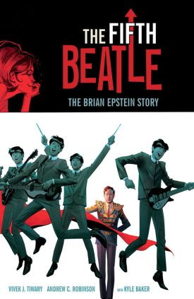 the fifth beatle