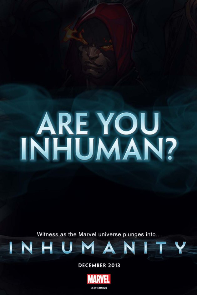 Are You Inhuman_