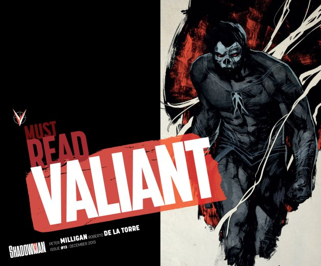 MUST READ VALIANT_SHADOWMAN