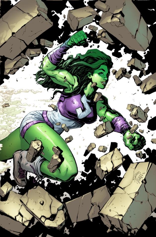 She_Hulk_1_Stegman_Variant