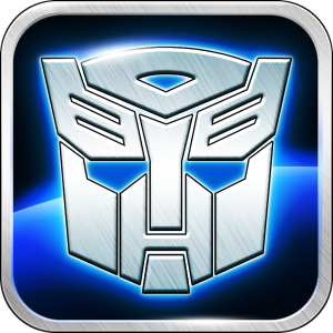 Transformers app icon