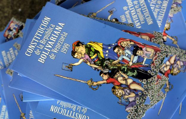 venezuela constitution 1999 comic