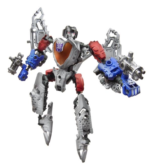 A5266 Construct-Bots Starscream Scout Robot Mode